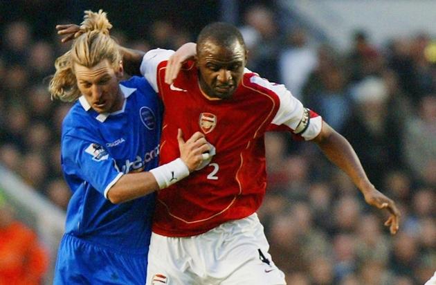 Arsenal đã tìm ra 'Patrick Vieira 2.0' - kết quả xổ số quảng nam