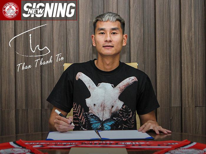"""Gia cố hàng thủ, CLB TP.HCM đón """"lá chắn thép"""" từ Sài Gòn FC"""