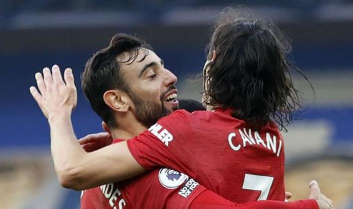 Cavani cứu Man Utd khỏi cửa tử, Bruno Fernandes nói ngay 1 câu