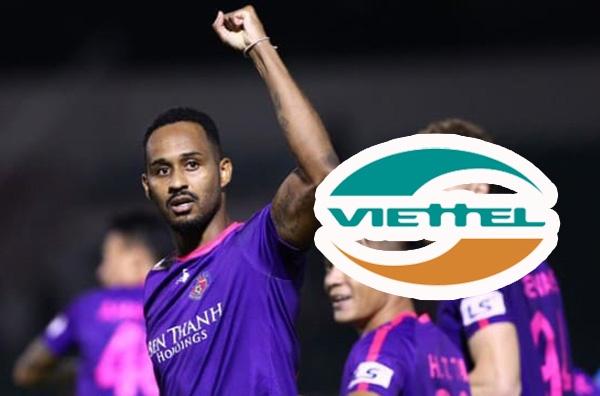 Chia tay Bruno, Viettel chào đón 'bom tấn' đầu tiên từ Sài Gòn FC