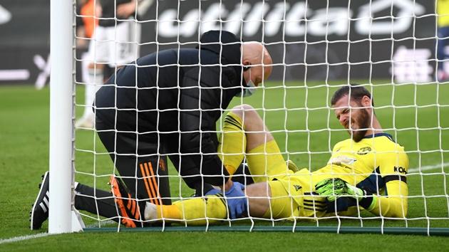 De Gea đăng tải hình ảnh gây sốc khiến NHM Man Utd xót xa
