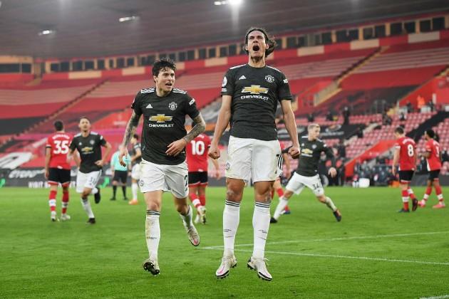 Không ăn mừng khi Cavani ghi bàn, Solskjaer đã biết ai là thủ lĩnh thực sự của Man Utd