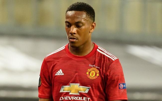 Anthony Martial: 'Cừu đen' của Man United trước PSG