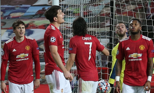 Sao Man Utd cảm thấy vui mừng sau thất bại trước PSG