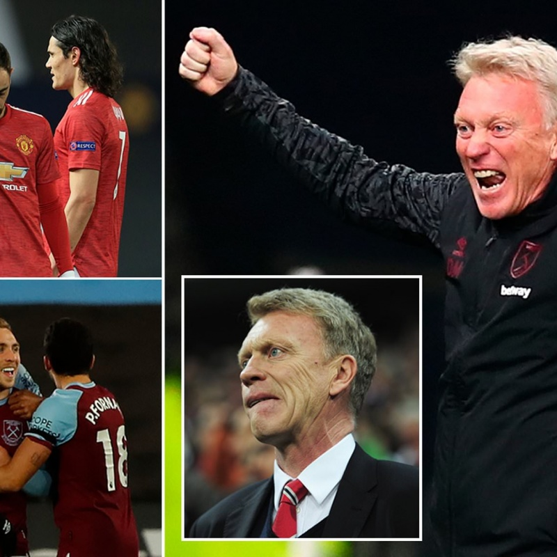 Sự trả thù ngọt ngào của David Moyes dành cho Man Utd?