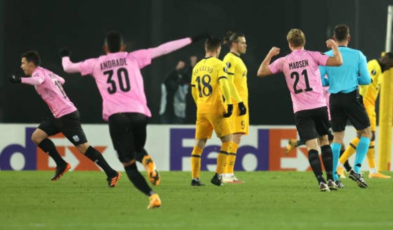 Thủng lưới phút bù giờ, Tottenham đánh rơi chiến thắng trước LASK