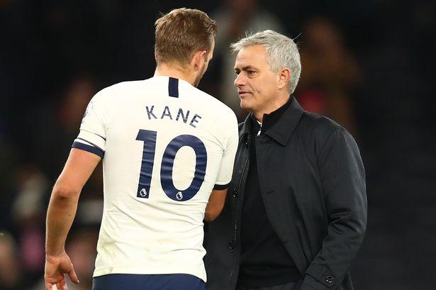XONG! Jose Mourinho lên tiếng về khả năng ra sân của Harry Kane trận gặp Arsenal
