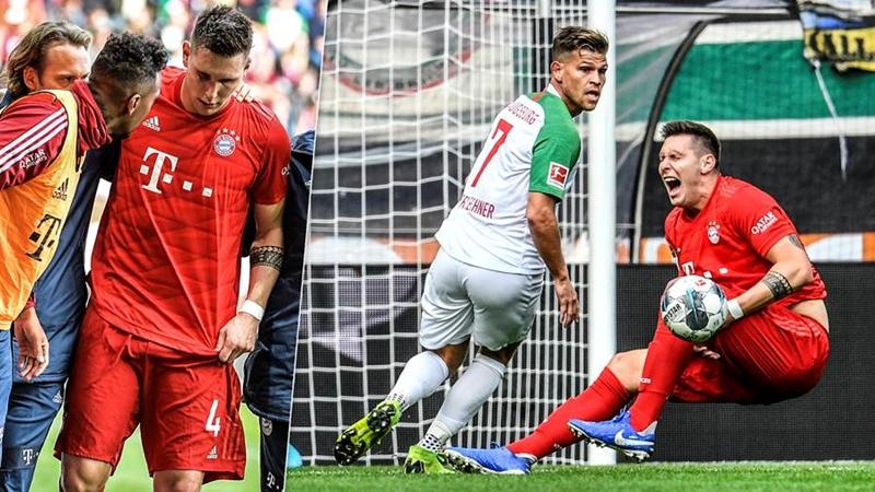 Sao Bayern đồng lòng cùng làm 1 điều bất ngờ với thảm họa của Sule