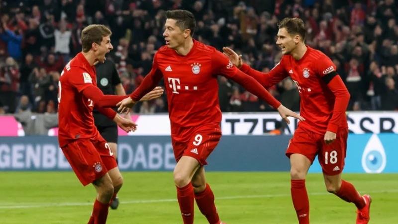 Vừa mua Nubel, Bayern ngay lập tức đã hái được 'quả ngọt'