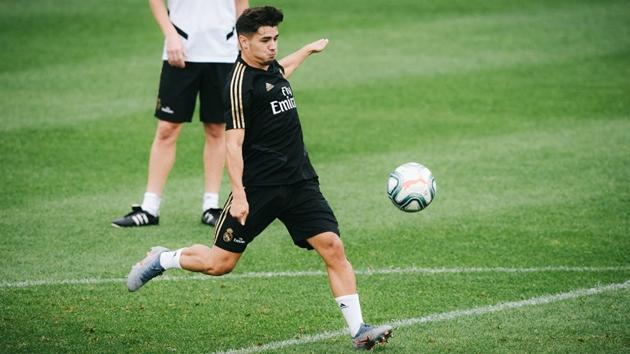 Mất Kubo, đại diện La Liga chuyển mục tiêu sang 'nạn nhân của Zidane'