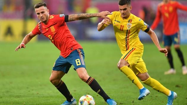 Saul Niguez: 'Đó là trận đấu khó khăn nhất chiến dịch vòng loại Euro'