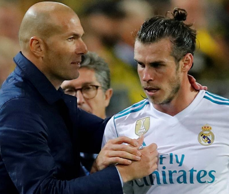 Zidane: 'Đó là lý do khiến Bale bị gạt tên khỏi đội hình'