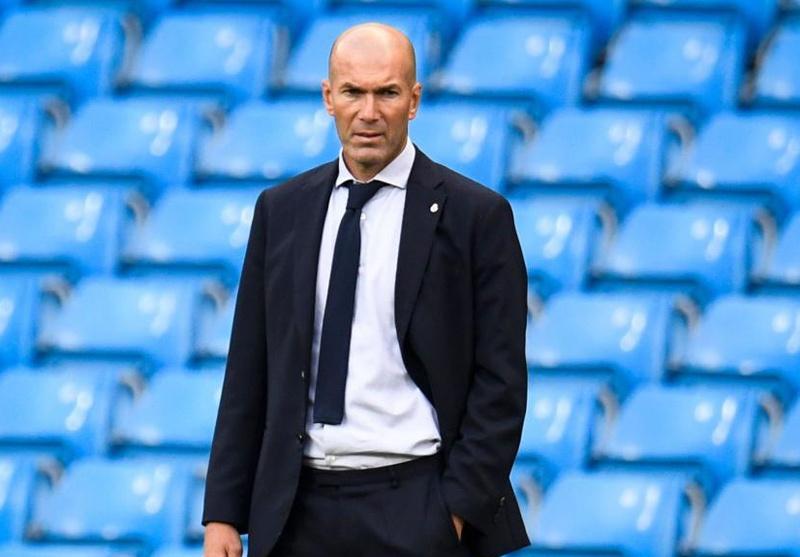 Thất bại toàn tập, Zidane tâm phục khẩu phục rời Etihad