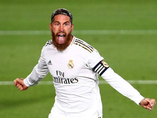 Perez ra mặt, tương lai Ramos coi như ngã ngũ