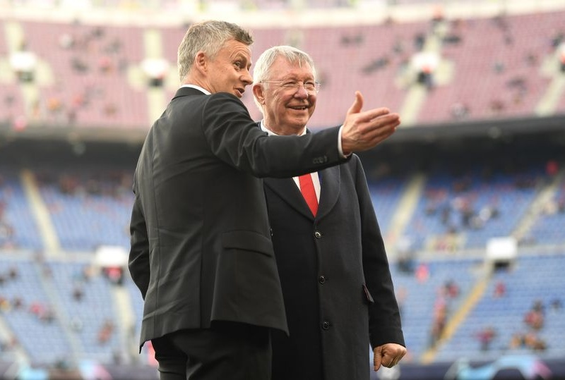 Sự giống nhau kỳ lạ giữa Man Utd hiện tại và Man Utd 30 năm trước