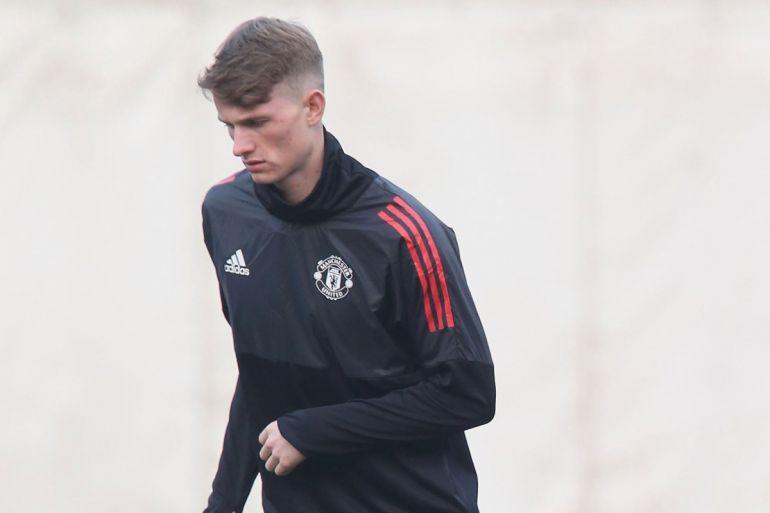 Sao U23 Man Utd trở lại tập luyện sau 11 tháng điều trị ung thư