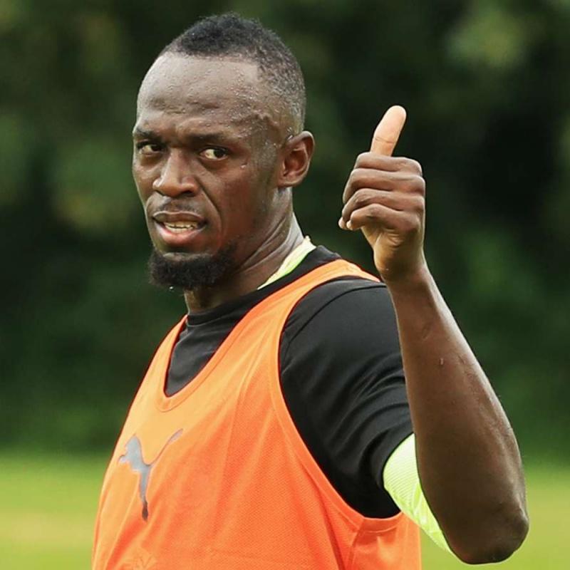 Usain Bolt: 'Man Utd phải xây dựng lối chơi xung quanh 2 cậu ấy'