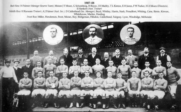 Ngày này 112 năm trước, Chelsea có trận đầu tiên ở giải đấu cao nhất của Anh