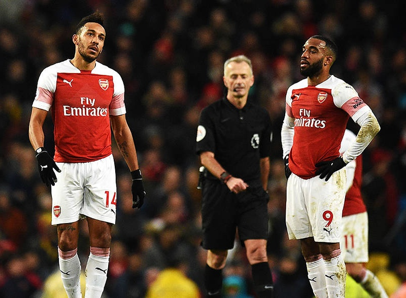 'Tôi không nhớ nổi Arsenal có pha tấn công nào trong hiệp 2'