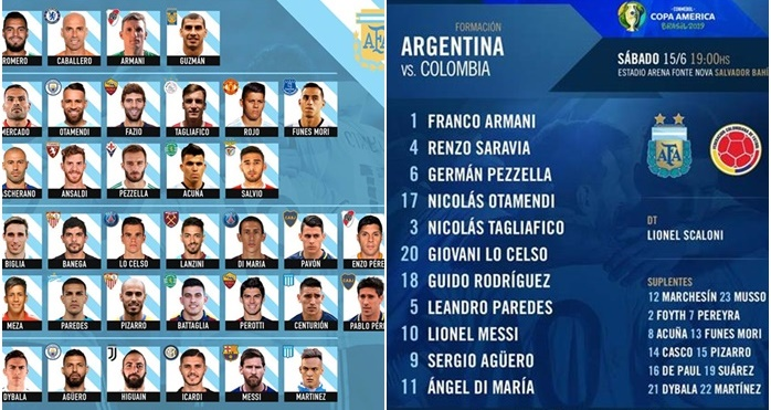 Bạn đã hiểu vì sao ĐT Argentina thất bại cay đắng?