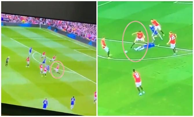 SỐC! Maguire khiến nhiều người tức giận vì không làm 1 điều với Chelsea