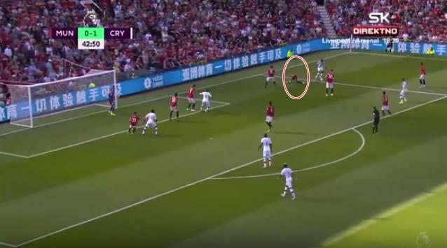 10 hình ảnh NHM Man Utd sẽ không muốn thấy ở trận thua Palace