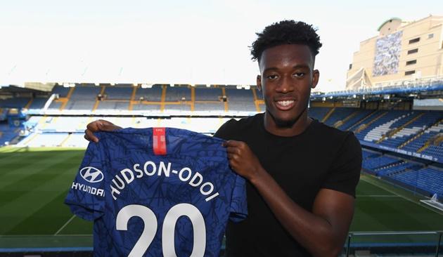 Hudson-Odoi nói gì sau khi gia hạn với Chelsea? (Phần 2)