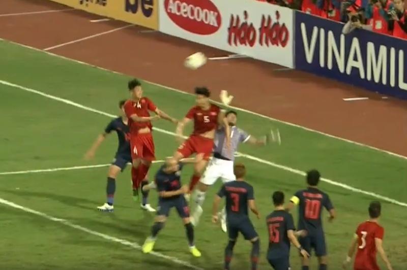 Vì sao ĐT Việt Nam bị khước từ bàn thắng?