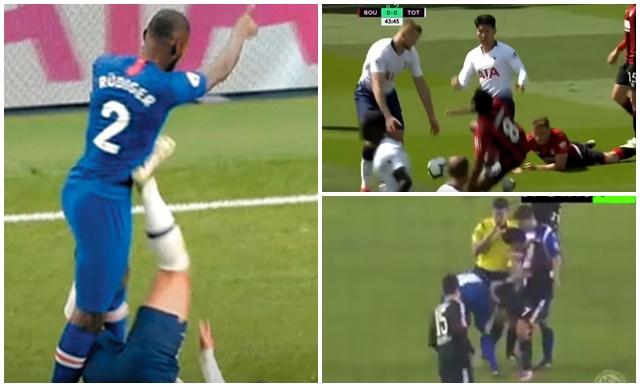 Vì sao 'Maguire thoát thẻ đỏ; Chelsea bị khước từ bàn thắng'? - xổ số ngày 30112019