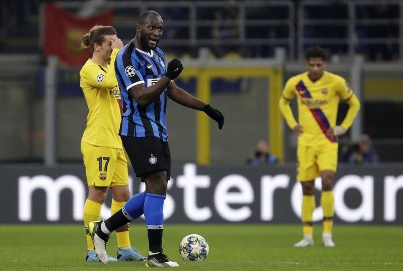 Điểm nhấn Inter 1-2 Barca: Lukaku không thể cứu đại diện Serie A