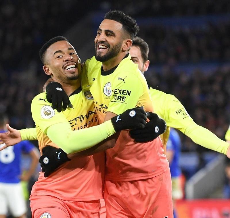 Pep quyết định đẳng cấp, Man City một lần nữa khiến Leicester khóc hận