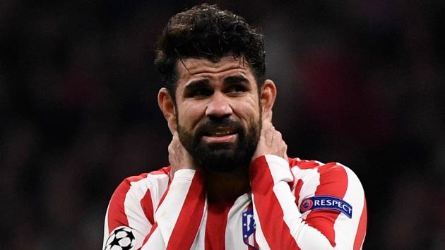 Costa: 'Đó là lợi thế giúp chúng tôi giành chiến thắng trước Leipzig'