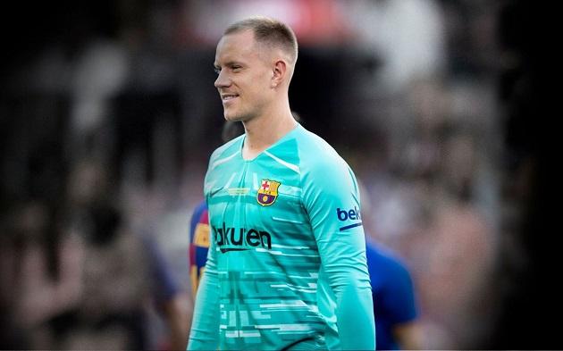 Vụ Ter Stegen: Thêm một CLB muốn có thủ thành của Barca