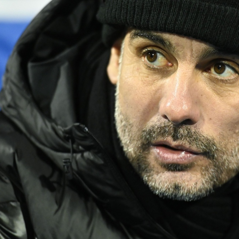 Guardiola đặt ra mục tiêu khả dĩ nhất cho Man City