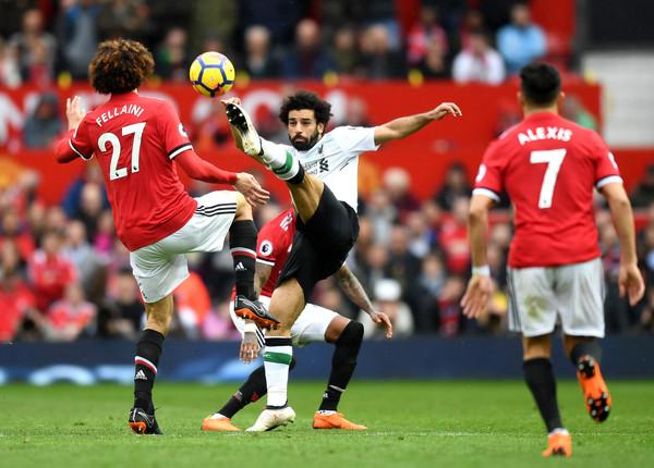 Salah khẳng định Man Utd đối xử với anh theo cách 'khác biệt'