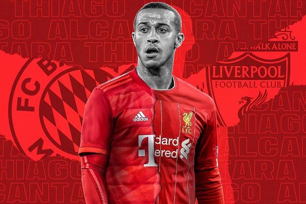 Với Thiago Alcantara, những sự thay đổi nào sẽ diễn ra tại Liverpool?