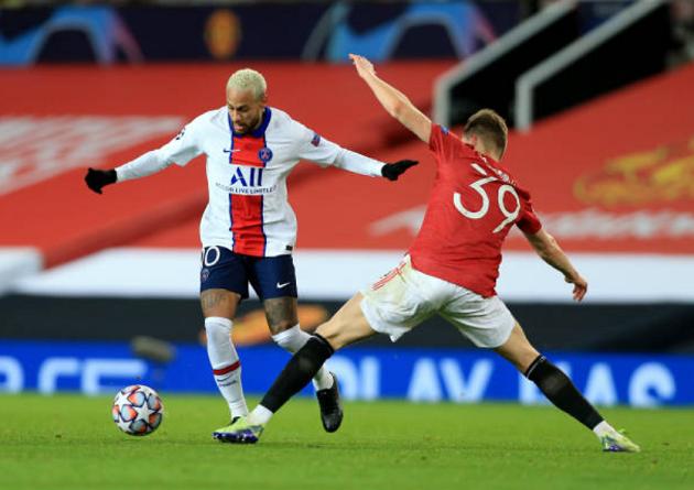 Man Utd phơi áo, Scott McTominay chỉ trích một người