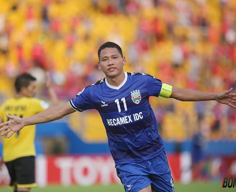Anh Đức tỏa sáng, Bình Dương thắng tưng bừng ở AFC cup 2019