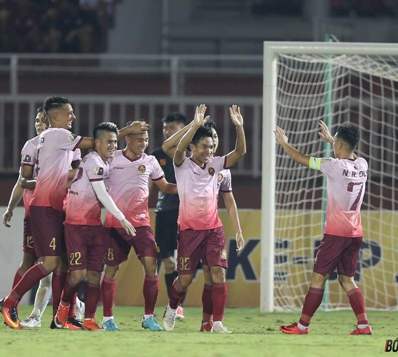 Thắng sát nút Hải Phòng, Sài Gòn FC tiếp cận nhóm trên đỉnh