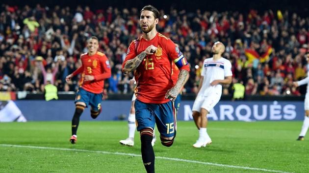 4 điều có thể bạn đã bỏ lỡ ở lượt trận EURO vừa qua: Sergio Ramos đi vào lịch sử!