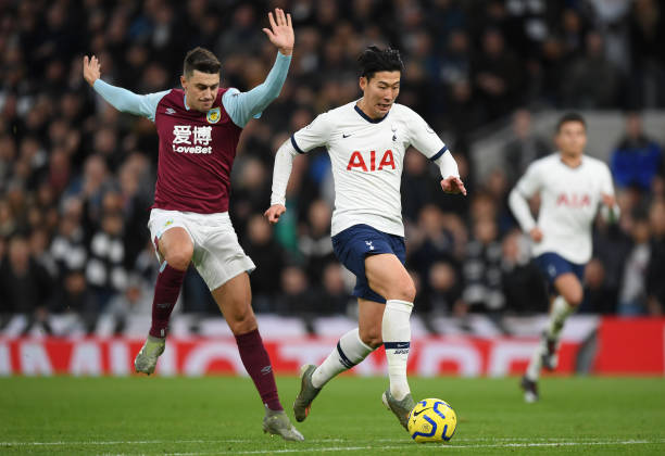 Son và Kane rực sáng, Tottenham hủy diệt Burnley bằng cơn mưa bàn thắng - kết quả xổ số trà vinh