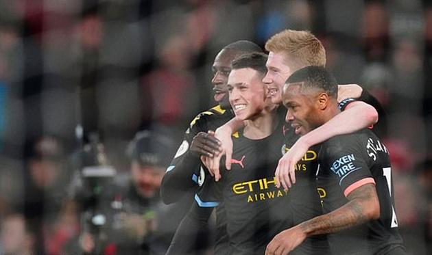 De Bruyne tỏa sáng rực rỡ, Man City hủy diệt Arsenal ngay tại Emirates - kết quả xổ số bình định