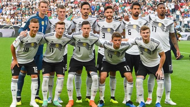 Phong độ của đội tuyển Đức có phần không ổn định nhưng vẫn mang đến nhiều điều bất ngờ - Tin thể thao hot 11/10/2020
