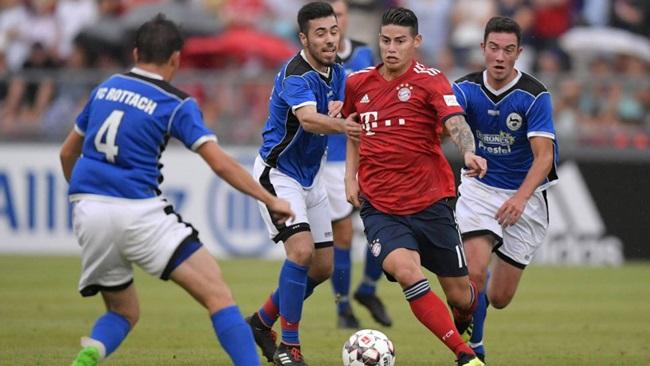 01h30 ngày 25/08, Bayern Munich vs Hoffenheim - Bóng Đá
