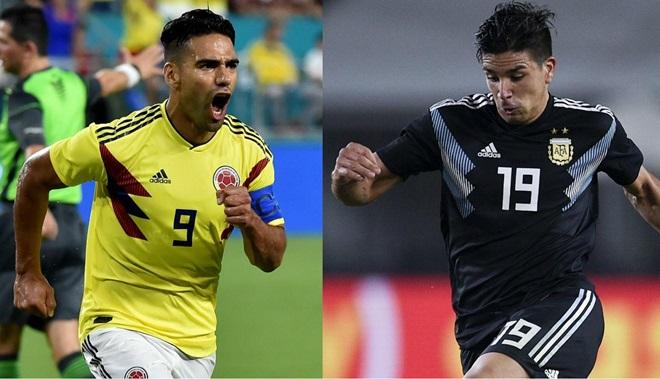 07h00 ngày 12/09, Colombia vs Argentina - Bóng Đá