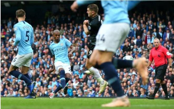 TRỰC TIẾP Man City 4-0 Burnley: Mahrez lập siêu phẩm (H2) - Bóng Đá