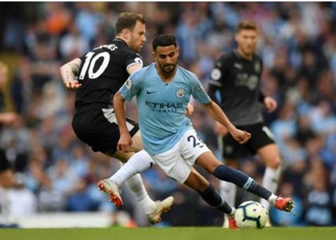 TRỰC TIẾP Man City 5-0 Burnley: Sane hạ gục Joe Hart (H2) - Bóng Đá