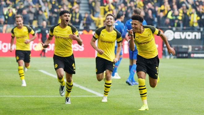 Giải mã sự bùng nổ của Dortmund dưới thời Lucien Favre - Bóng Đá