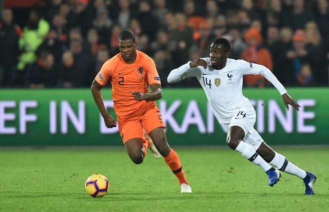 Đội hình kết hợp 4 đội bóng ở vòng bán kết UEFA Nations League - Bóng Đá