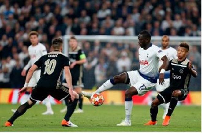 TRỰC TIẾP Tottenham 0-1 Ajax: Gà trống chơi khởi sắc (H2) - Bóng Đá